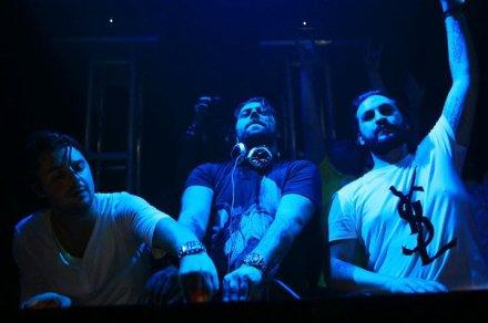 Swedish House Mafia Live DJ Show