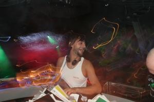 Ricardo Villalobos im Cabaret