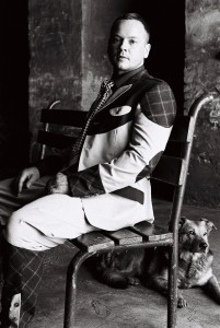 Marcel Fengler im Hive